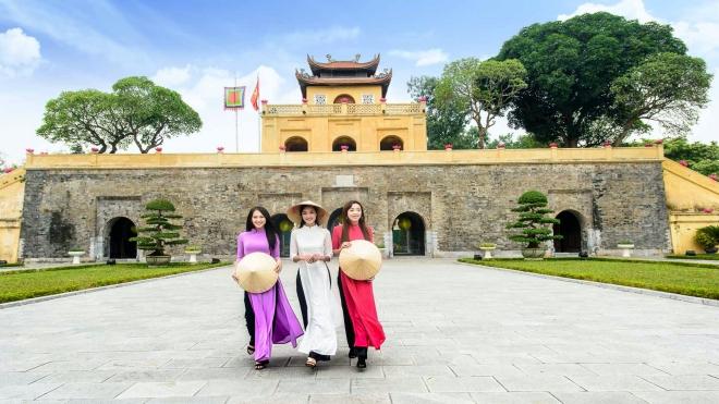 xây dựng tour tham quan ảo 360 độ, Bảo tồn di sản Thăng Long, Hà Nội