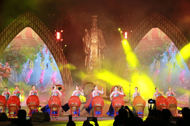 Khai mạc Lễ hội văn hóa dân gian tại phố đi bộ Hồ Gươm ảnh 2