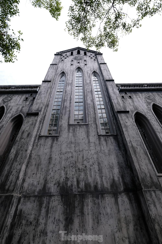 Nhà thờ Lớn Hà Nội trước ngày 'khoác áo mới' ảnh 7