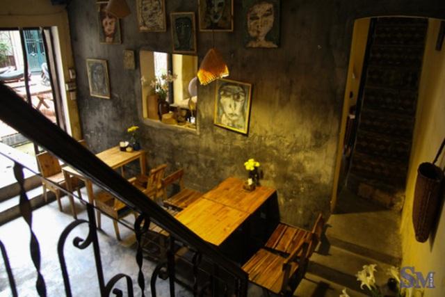 Tìm về Hà Nội xưa cũ bên những quán cà phê cổ - 4