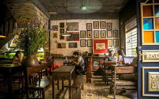 Tìm về Hà Nội xưa cũ bên những quán cà phê cổ - 8